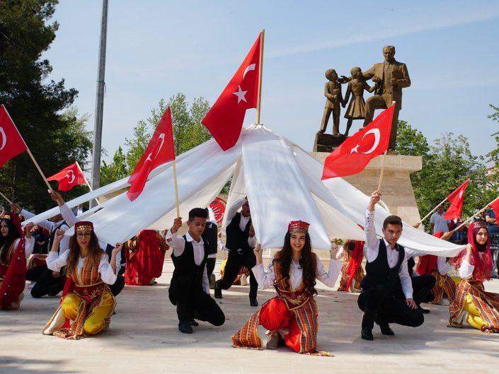 Çivril 19 Mayıs Atatürk'ü Anma Gençlik ve Spor Bayramı