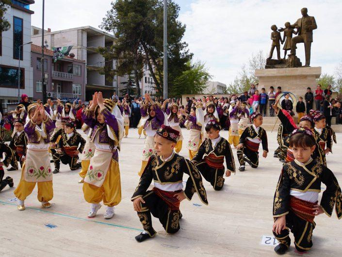 Çivril 23 Nisan Ulusal Egemenlik ve Çocuk Bayramı